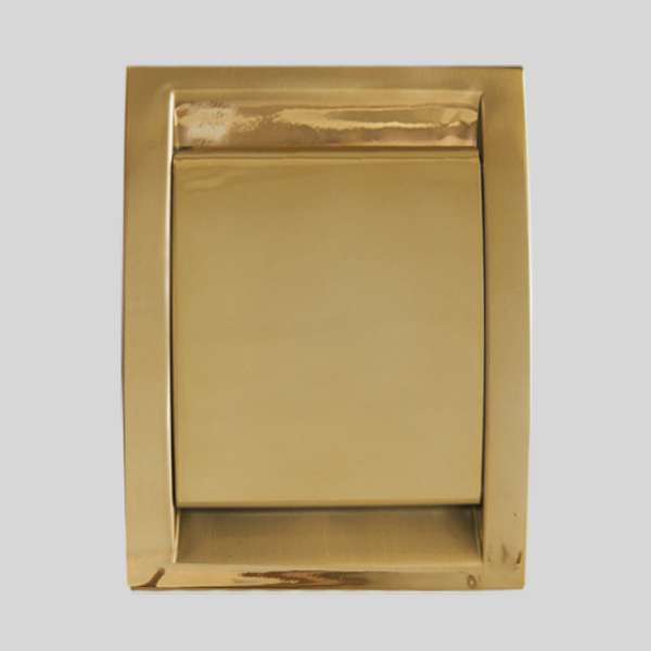 Premier Metalic Gold Inlet Valve