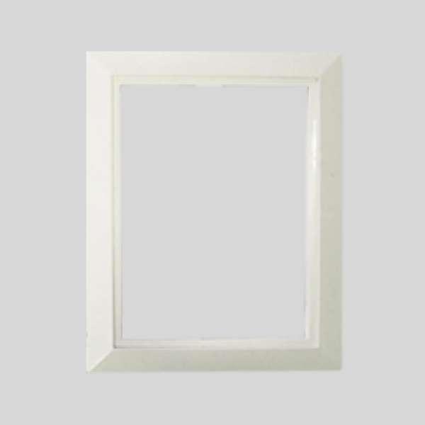 Premier White Plate