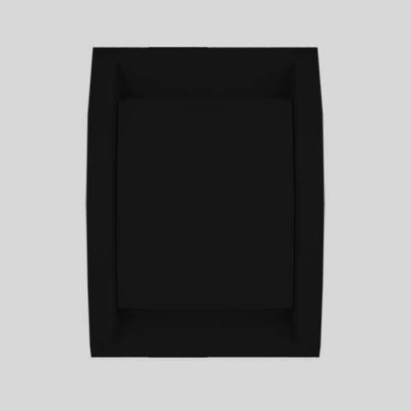 Elegance Black Inlet Valve