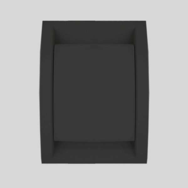 Elegance Dark Gray Inlet Valve