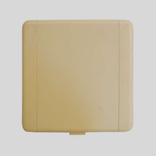 European PVC Ivory Inlet Valve