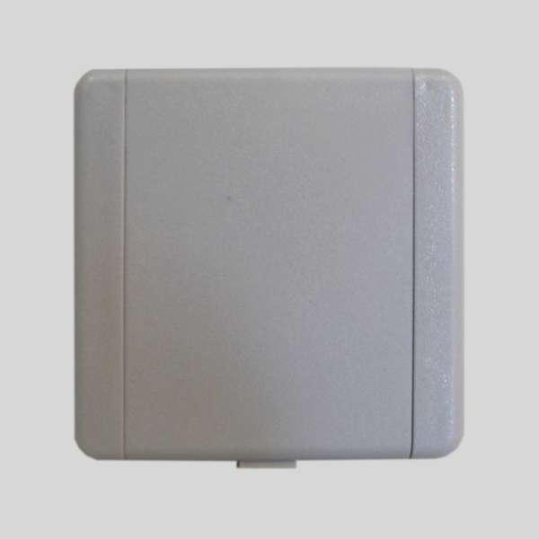 European PVC Light Gray Inlet Valve
