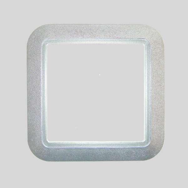 European PVC Silver Plate