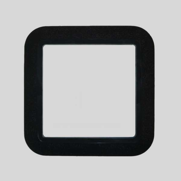 European PVC Black Plate