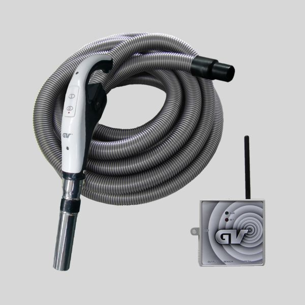 Wireless Kit - With 9m Hose - Without Vacpan Receiver