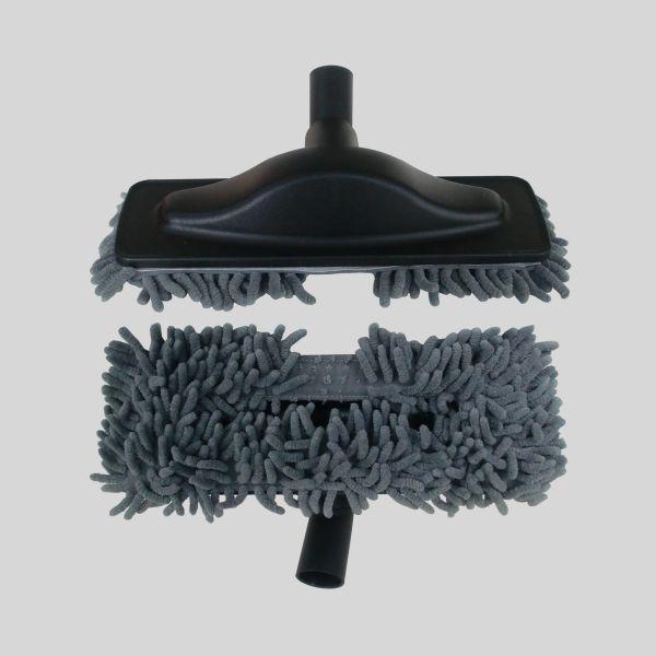 Mopa Brush Gray Microfiber