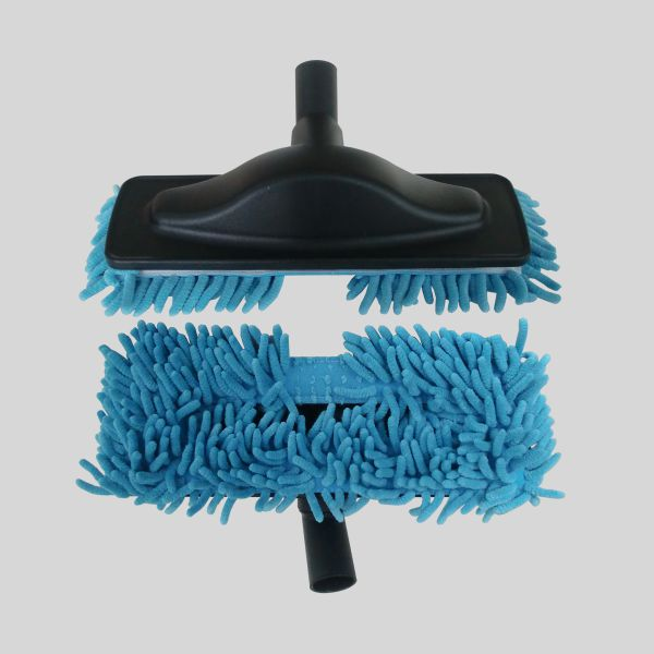 Mopa Brush Blue Microfiber