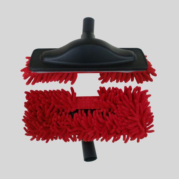 Mopa Brush Red Microfiber