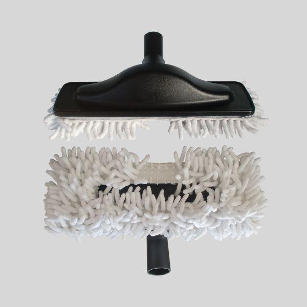 Mopa Brush White Microfiber